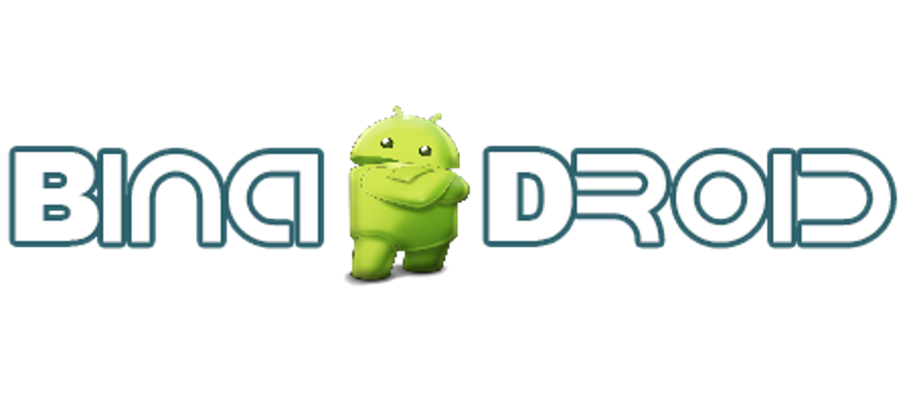 binadroid logo