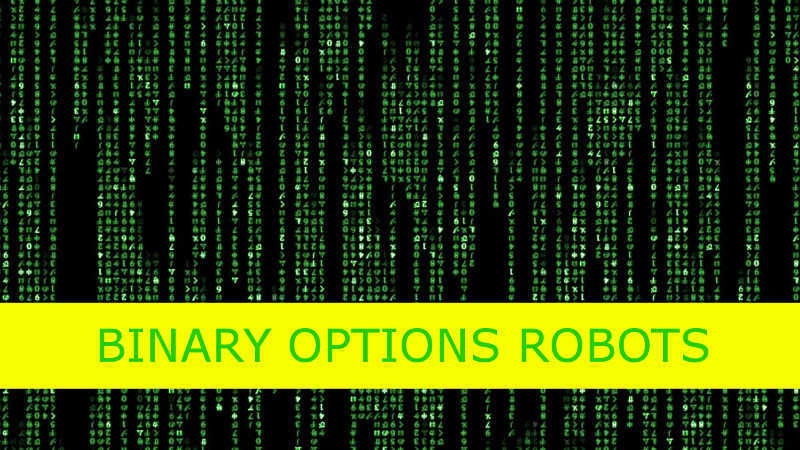 How does binary options robot work