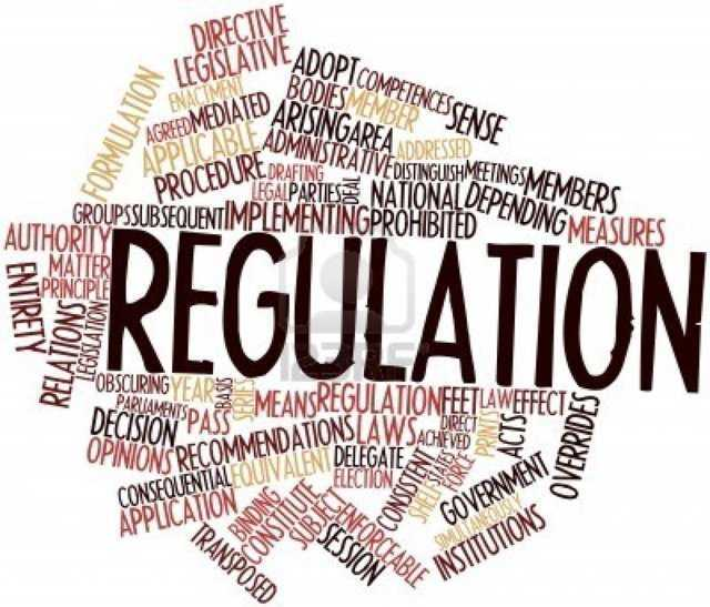regulated brokers