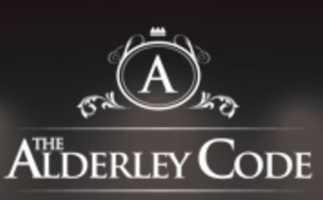 alderley code logo