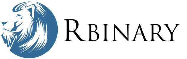 rbinary logo